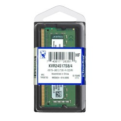 KS SODIMM DDR4 4GB 2400 KVR24S17S8/4