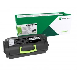 LEXMARK 63B2X00 BLACK RETURN PROG. TONER