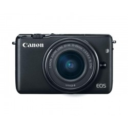 PHOTO CAMERA CANON EOS M10 15-45MM BK
