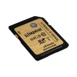 SDXC 64GB CL10 UHS-I FLASH CARD KS