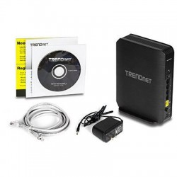 TRENDnet ROUTER AC1750 GB ANT INT USB2.0