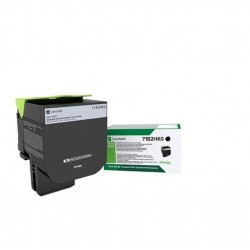 LEXMARK 71B2HK0 BLACK TONER CARTRIDGE