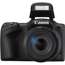 PHOTO CAMERA CANON SX430IS BLACK