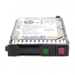 HPE 600GB SAS 15K LFF SC HDD