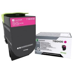 LEXMARK 71B0H30 MGN TONER CARTRIDGE
