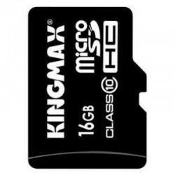 MICROSDHC 16GB-CL10 SD W/AD KM