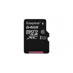 MICROSDXC 64GB CL10 UHS-I KS W/O AD SD