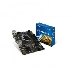 MB INTEL 1151 MSI DDR4 B250M PRO-VD