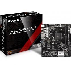 MB AMD AM4 ASROCK AB350M