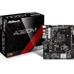 MB AMD AM4 ASROCK A320M