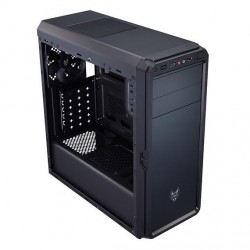 CASE FSP CMT120 MID TOWER ATX, NO PSU
