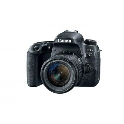 PHOTO CAMERA CANON EOS 77D KIT 18-55