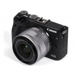 PHOTO CAMERA CANON EOS M3 15-45MM BK