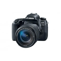 PHOTO CAMERA CANON EOS 77D KIT 18-135