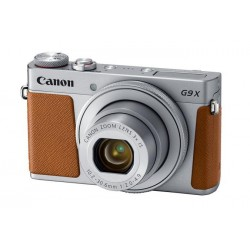 PHOTO CAMERA CANON G9X II SILVER