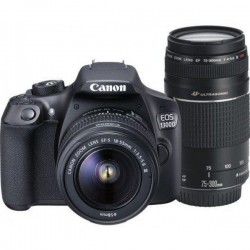 PHOTO CAMERA CANON KIT 1300D 18-55-300DC