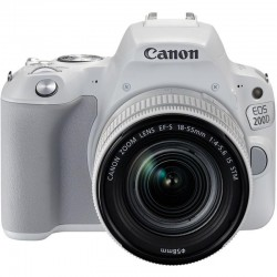 PHOTO CAMERA CANON 200D KIT EFS18-55ISWH