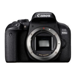 PHOTO CAMERA CANON 800D BODY