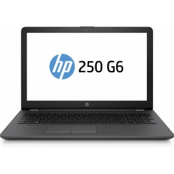 "Laptop HP 250 G6 cu procesor Intel Core(TM) i3-6006U 2.00 GHz, Skylake, 15.6"", Full HD, 8GB, 256GB SSD, DVD-RW, Intel HD Graphic"