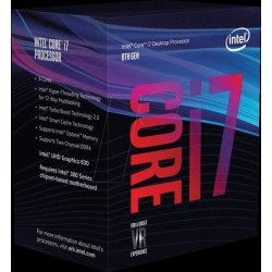 IN CPU I7-8700 S R3QS BX80684I78700