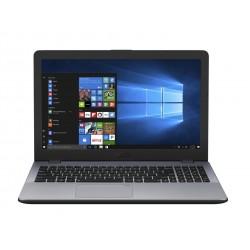 "Laptop ASUS F542UN-DM015- Procesor Intel Core(TM) i5-8250U pana la 3.40 GHz, Kaby Lake R, 15.6"", Full HD, 8GB, 1TB, DVD-RW, NVID"