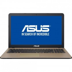 Laptop Asus X540NA-GO067, 15.6 HD (1366X768) Ultra slim, Glare, Intel Celeron N3350