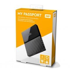 """EHDD 4TB WD 3.5"""" MY BOOK  USB3.0 BK"""