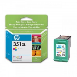 HP CB338EE COLOR INKJET CARTRIDGE